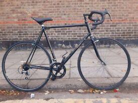 Vintage Raleigh reynolds 501 racer bike