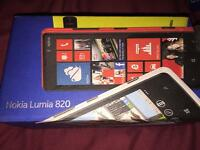 Unlocked Nokia Lumia 820