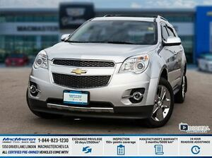 2012 Chevrolet Equinox 2LT London Ontario image 1