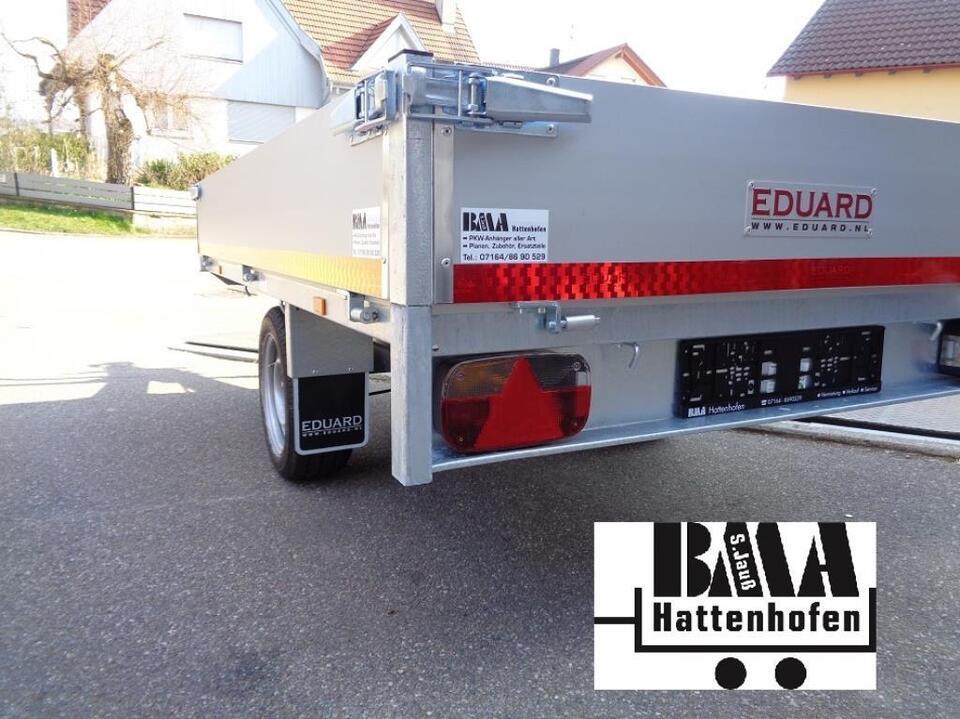 EDUARD Einachs Hochlader 260x150x30 750kg NEU AKTION 30cm Bordw. in Mühlhausen im Täle