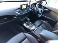 AUDI A7 3.0 TDI S LINE QUATTRO BLACK EDITION SAT NAV