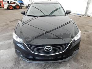 2015 Mazda Mazda6 CERTIFIED - (7 YEAR WARRANTY) FREE WIFI! BACKU