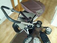 Quinny Buzz 3 Stroller & Carry Cot