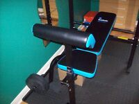 Folding Work Out Bench