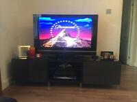42 inch LG flat screen TV with freeview