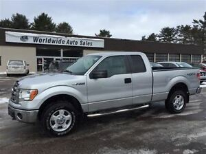 2010 Ford F-150 XLT 4X4! FINANCE NOW!