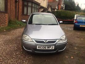 VAUXHALL CORSA 1.4 AUTOMATIC 1 YEARS M O T