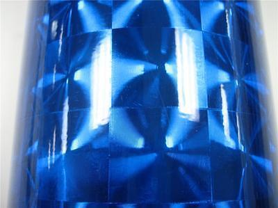 Royal Blue Mirror Lens Sign Plotter Cutter Vinyl Roll