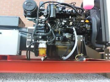 CGM 60 - Iveco 66 kva generator stage 3A / CCR2 binnenvaart