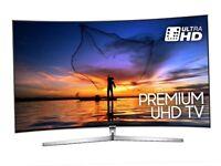 "Samsung UE55MU6400 HDR 4K Ultra HD Smart TV, 55"" with TVPlus (BRAND NEW & SEALED)"
