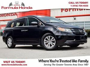 2015 Honda Odyssey EX-L | NAVIGATION | REAR-VIEW CAMERA - FORMUL