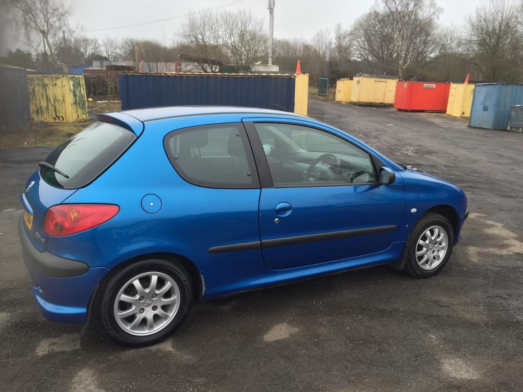 peugeot 206 1.4 diesel £30 a year tax | in telford, shropshire