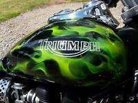 Triumph Speedmaster Custom not Bonneville America or Harley Davidson Speed Master
