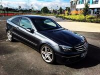 Mercedes 2010 CLC 1.8 Kompressor, Automatic, Low Milage,Petrol For Sale