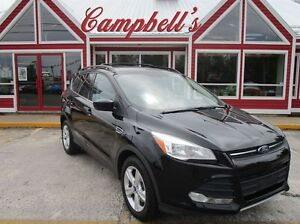 2014 Ford Escape SE AWD BACK UP CAMERA HTD SEATS VOICE COMMAND