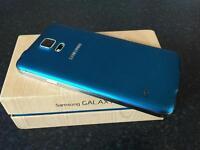 Samsung s5 16gb blue