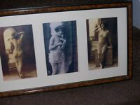 beautiful pictures from 1920s framed