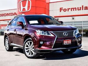 2015 Lexus RX 350 Sportdesign- Enjoy a touch of Luxury. Fully lo