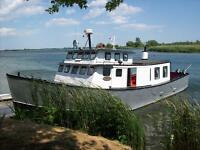 42.5' Custom Built Steel Trawler Tugboat