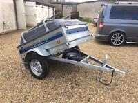 New Lider Seville trailer + hardtop/spare wheel/roofbars/bike racks