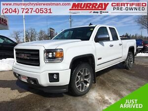 2015 GMC Sierra 1500 Ext Cab SLE All-Terrain 4WD *Navigation* *H