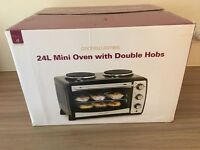 24L Oven and Grill