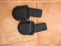Mamas and Papas Sola buggy adaptors for Cybex Aton car seat