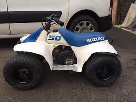 Suzuki lt 50 quad ideal xmas gift