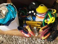 Football Equipment and more JOB LOT !!