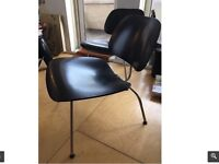 Original vintage Eames LCM chairs for sale