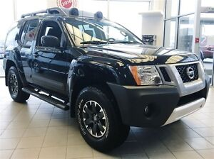 2015 Nissan Xterra PRO 4X | NAVIGATION | LEATHER HEATED SEATS