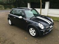 MINI ONE 2006 BLUE FIVE SPEED 80k DRIVES LOVELY CLEAN INSIDE AND OUT 1.6 LONG MOT
