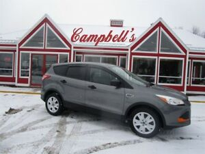 2014 Ford Escape S 2.5L FWD BACK UP CAMERA HTD SEATS BLUETOOTH
