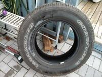"Goodyear 18"" Wrangler Tire SRA - BRAND NEW"
