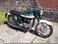 1961 Norton Dominator 88