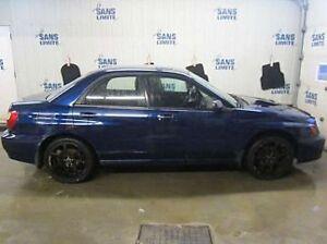 2003 Subaru Impreza RS