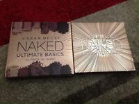 "Urban Decay ""naked"""