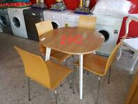 dining table and chairs free delivery in leicester