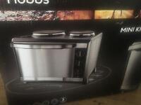 Russell Hobbs mini kitchen oven hot plates