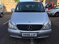 Mercedes Vito traveliner (no vat)