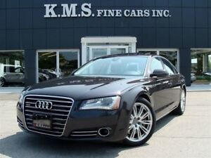 2011 Audi A8 4.2 Premium | DIAMOND STITCH| NEW BRAKES& TIRES