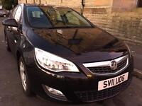2011 Vauxhall Astra 1.4i Exclusive 1 Owner Full Service History £0 Road Tax Ready To Go P/Ex Poss