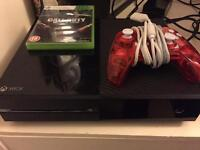Xbox one bundle VGC with controller and game