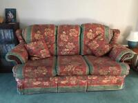Quality 3 piece suite- VERY COMFORTABLE