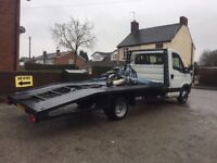 Iveco recovery truck with brand new body