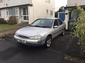 Cheap family Ford Mondeo 1999