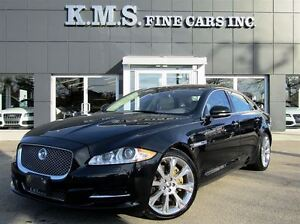 2013 Jaguar XJ XJL 3.0 AWD|Portfolio| CLEAN CAPROOF| LOADED