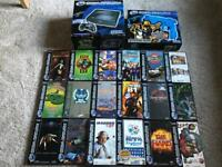 Sega Saturn Boxed Console & Games