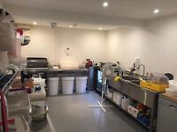 Commercial Kitchen to Rent, Clerkenwell. £350/week