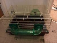 *Brand New* Hamster Cage and Extras